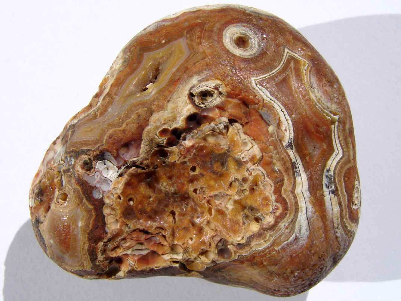 bahia agate - rough