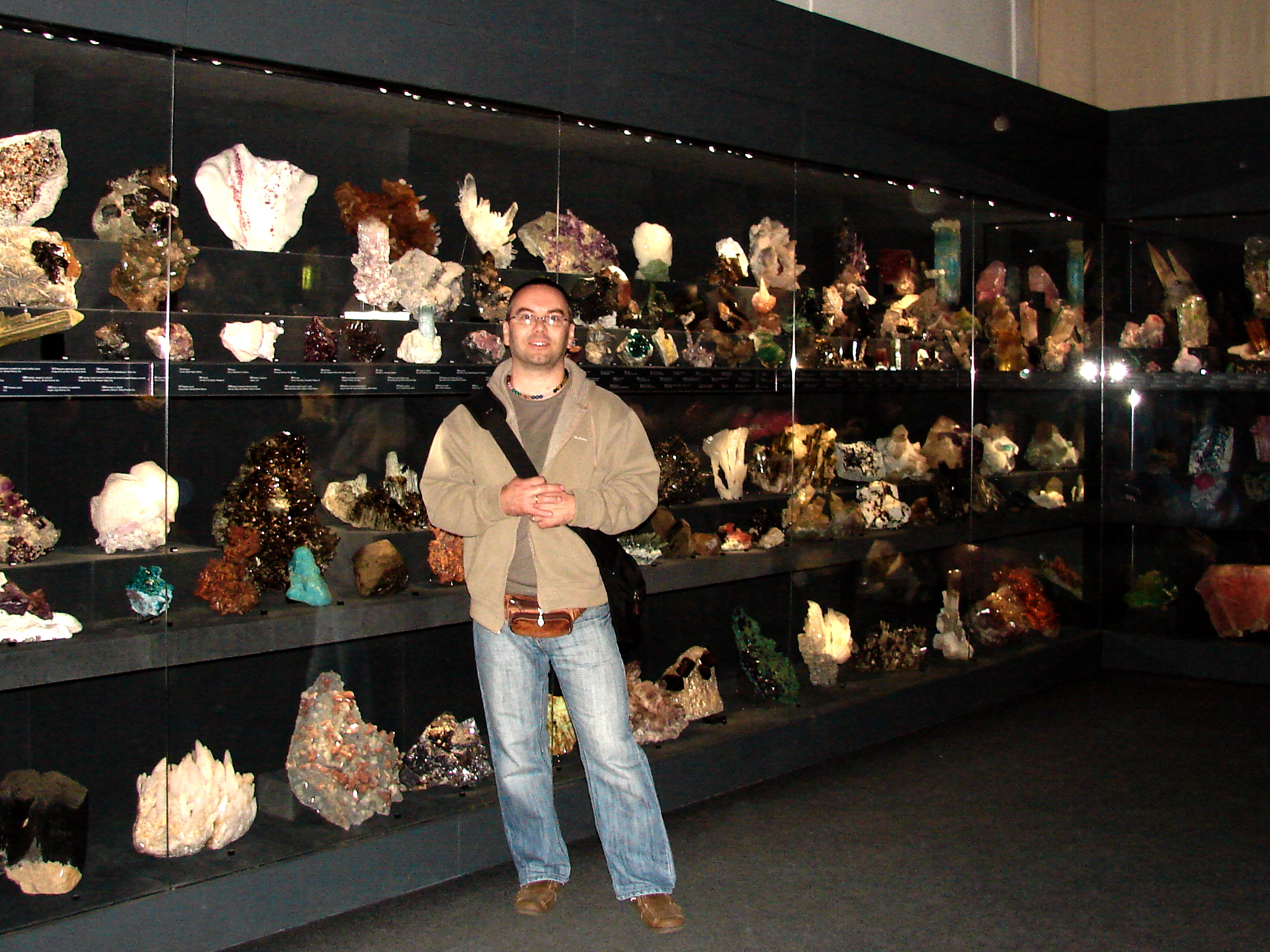 On the amazing Giazotto gem and mineral exhibition - Firenze 2012.april.